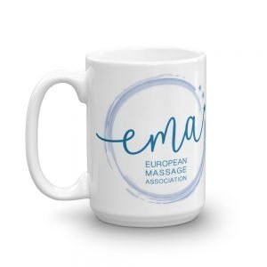 European Massage Association Mug
