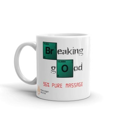 Mugs for massage therapists and spas